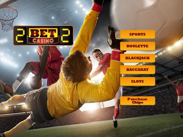 2BET2 Casino for iPad